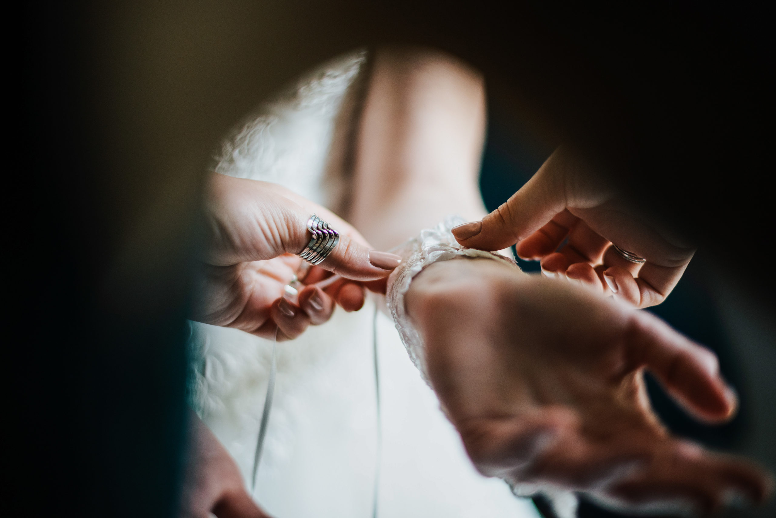 préparatifs mariage robe mariée anaïs