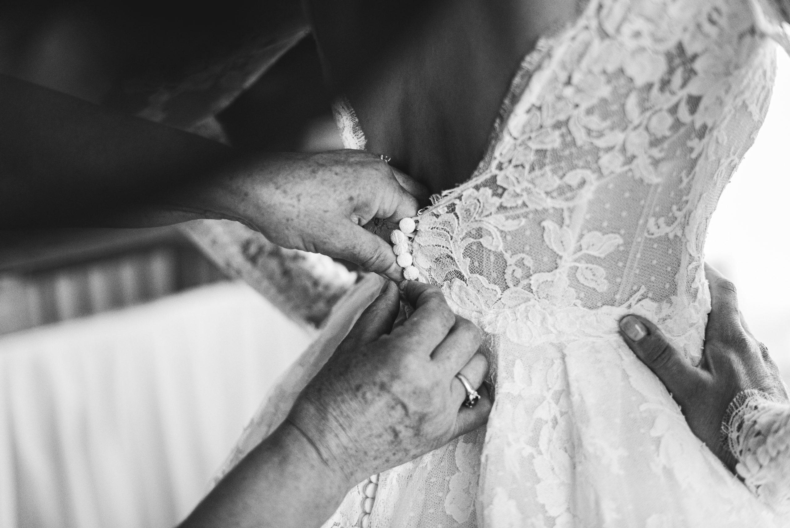 préparatifs clémence robe mariage compiègne oise