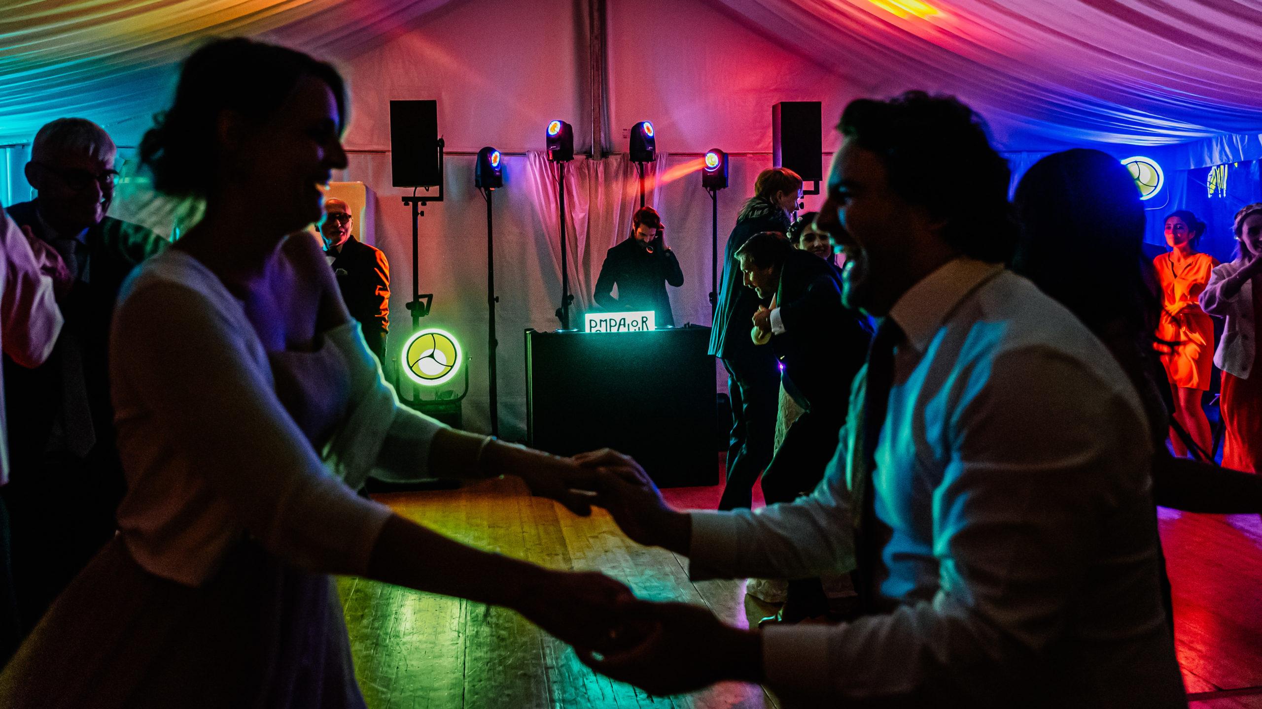 danse soirée mariage dj barnum compiègne oise